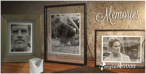 Memories 6716814 - After Effects Project (Videohive)