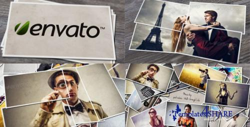 Photo Collage Gallery - After Effects Project (Videohive)