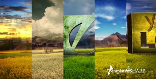 Logo In Nature Bundle - After Effects Project (Videohive)
