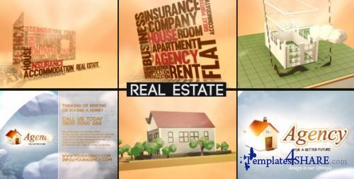 Agency - Real Estate Promo - After Effects Project (Videohive)