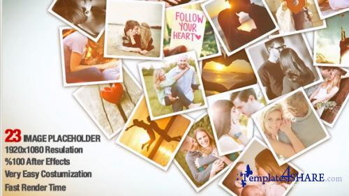 Dream Love - Valentines Day - After Effects Project (Videohive)