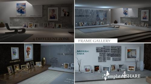 Frame Modern Gallery - After Effects Project (Videohive)