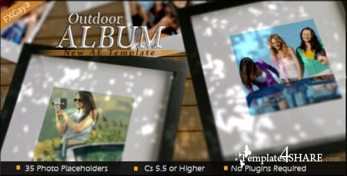 My Outdoor Album - After Effects Project (Videohive)