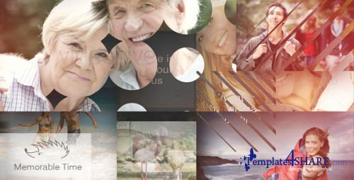 Memorable Time - After Effects Project (Videohive)