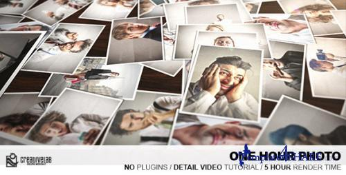 One Hour Photo - After Effects Project (Videohive)