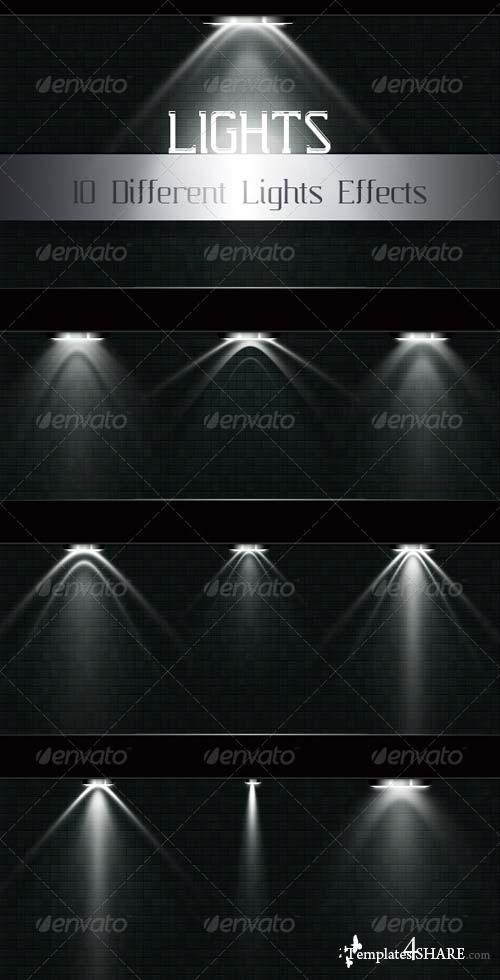 GraphicRiver Light Effects