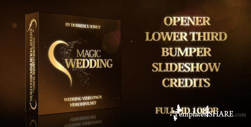 Magic Wedding - After Effects Project (Videohive)