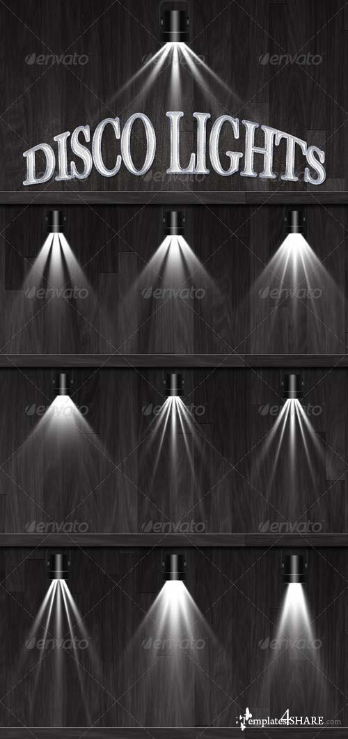 GraphicRiver Disco Lights