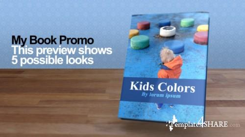 My Book Promotion - After Effects Project (Videohive)