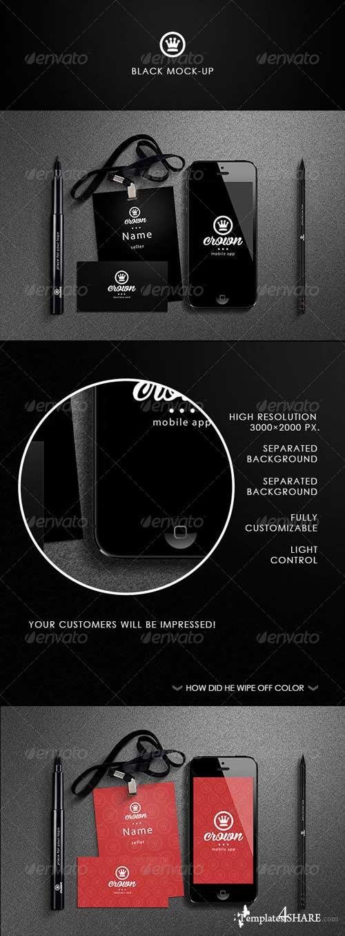 GraphicRiver Branding / Identity Mock-Up 7807450