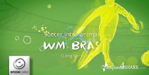 Soccer Intro Animation - After Effects Project (Videohive)