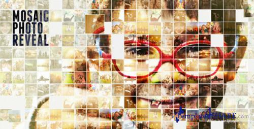 Mosaic Photo Reveal - After Effects Project (Videohive)