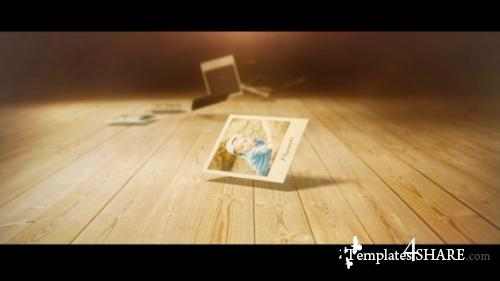 Moments In Time - After Effects Project (Videohive)