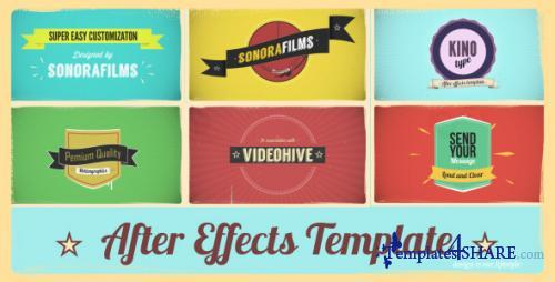 Kino Type - After Effects Project (Videohive)