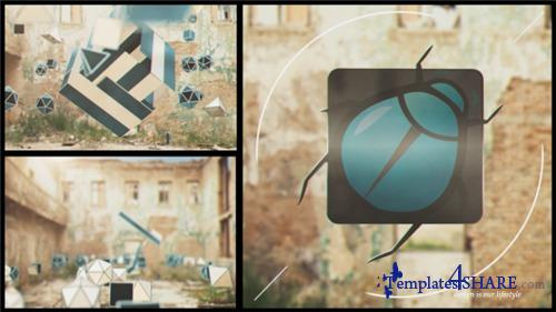 Urban Logo Ident - After Effects Project (Videohive)