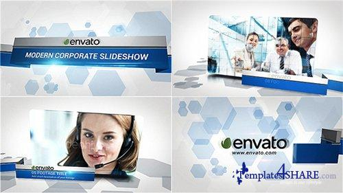 Modern Corporate Slideshow - After Effects Project (Videohive)