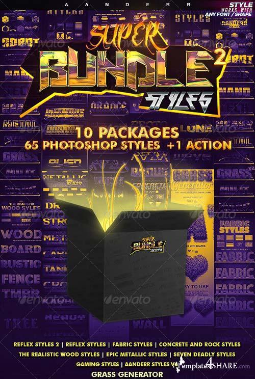 GraphicRiver Super Bundle Styles 2