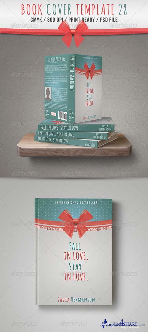 GraphicRiver Book Cover Template 28