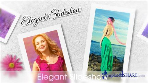 Elegant Slideshow - After Effects Project (Videohive)