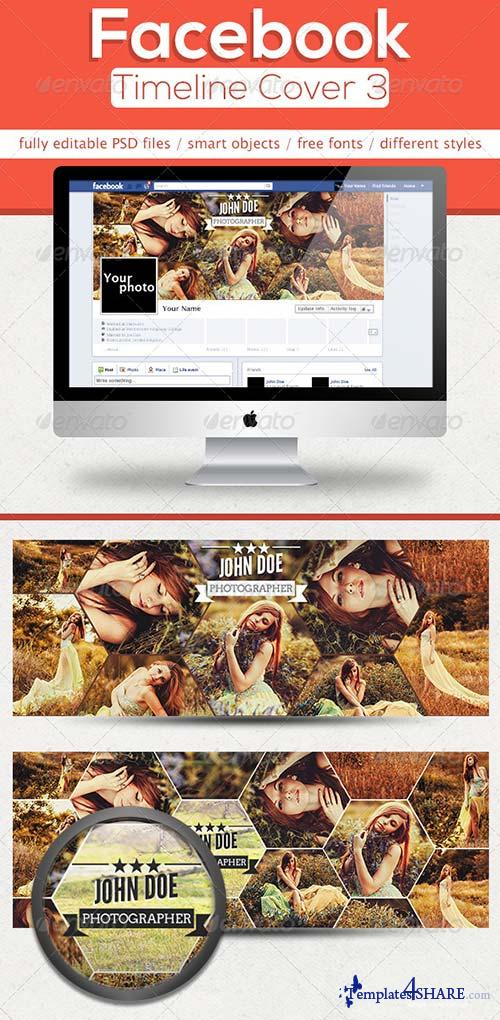 GraphicRiver Fb Timeline Cover 3