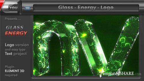 Glass Energy Logo - After Effects Project (Videohive)