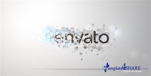 Smooth Particle Logo - After Effects Project (Videohive)
