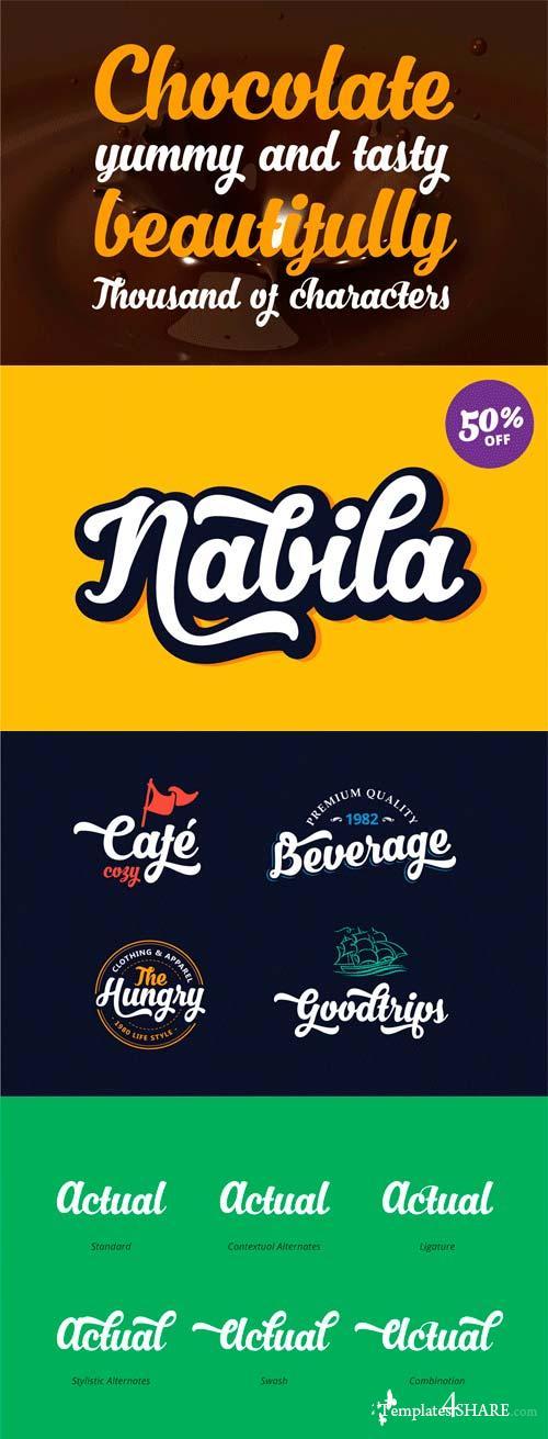 Nabila Font