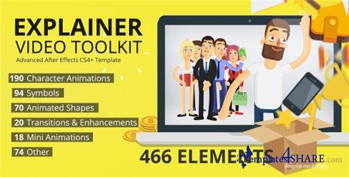 Explainer Video Toolkit - After Effects Project (Videohive)