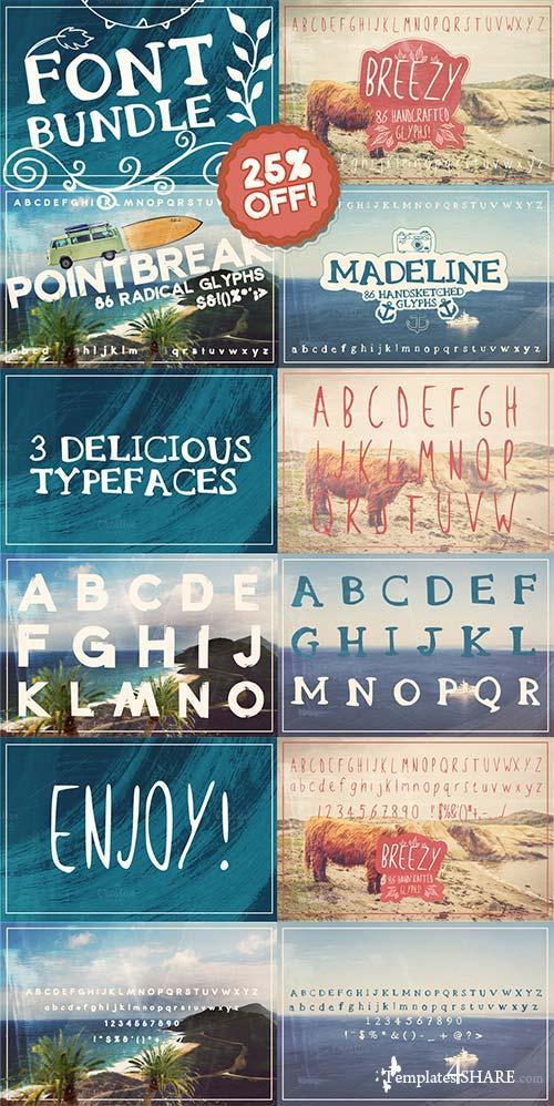 Layerform Font Bundle