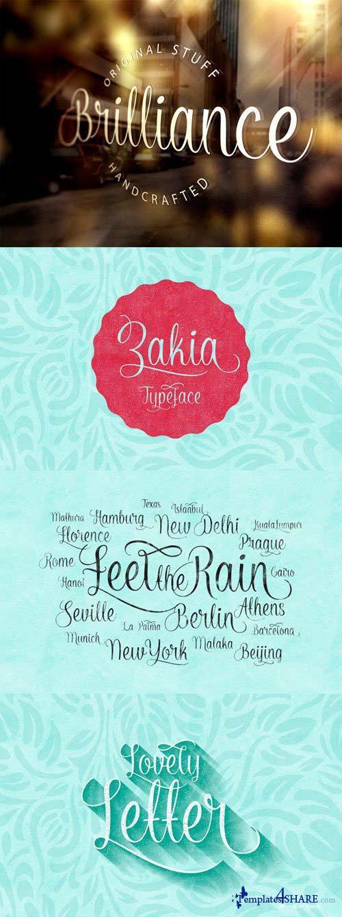 Zakia Font
