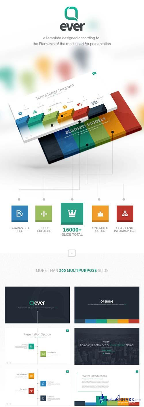 graphicriver ever - multipurpose presentation template, Presentation templates