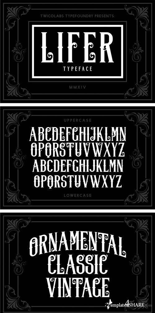 Lifer Font