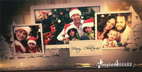 Merry Christmas 9649613 - After Effects Project (Videohive)