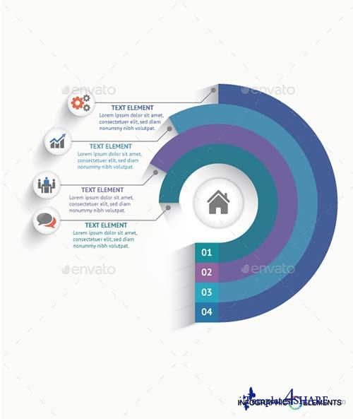 GraphicRiver Business Infographic 9899659