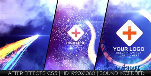 Light Streak Logo Reveal - After Effects Project (Videohive)