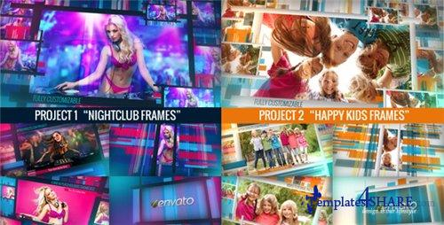 Chameleon Frames Photo Galleries - After Effects Project (Videohive)
