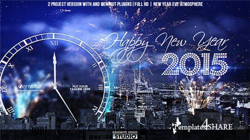 New Year Eve Countdown - After Effects Project (Videohive)