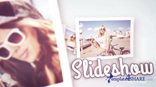 Clean 3D Slideshow Gallery - After Effects Project (Videohive)