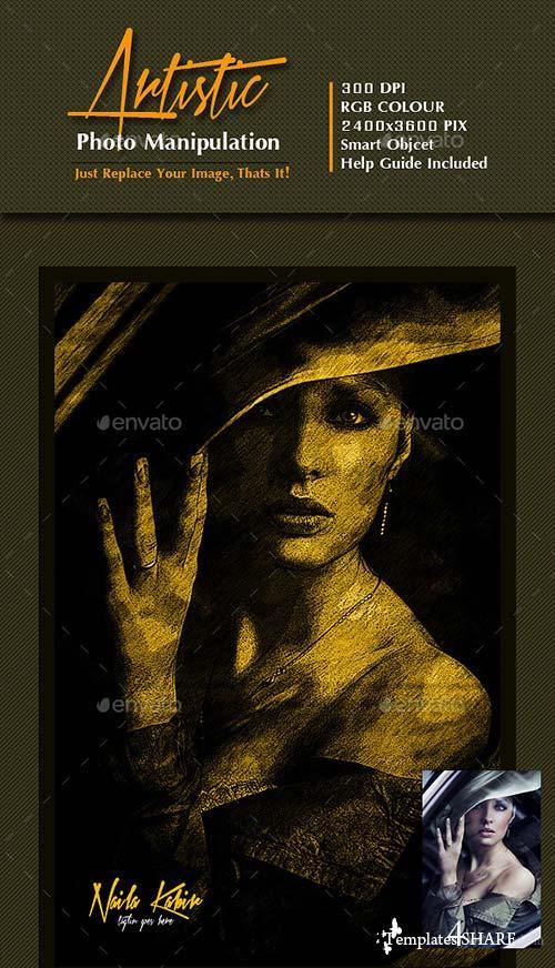 GraphicRiver Artistic Photo Manipulation Vol. 6