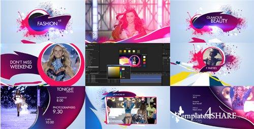 Retro Fashion Package - After Effects Project (Videohive)