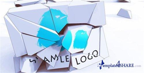 Cartoon Sneaky Box Logo Reveal - After Effects Project (Videohive)