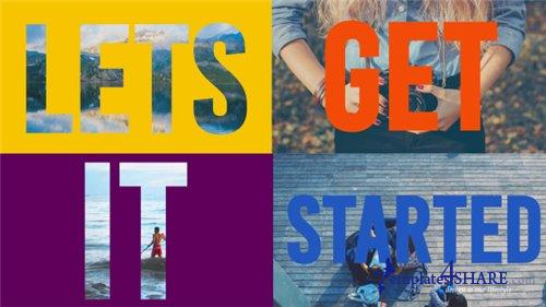 Colorful Opener - Dynamic Titles - After Effects Project (Videohive)