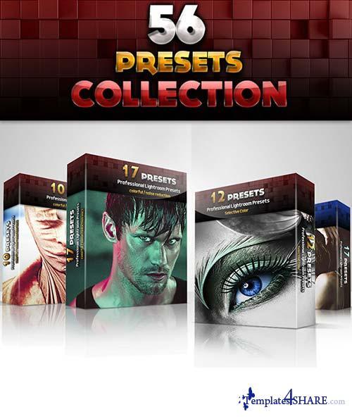 GraphicRiver 56 Preset Collection