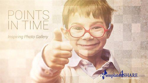 Points In Time - Inspirational Photo Gallery - After Effects Project (Videohive)