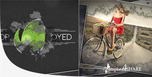 Short & Powerful Slides - After Effects Project (Videohive)