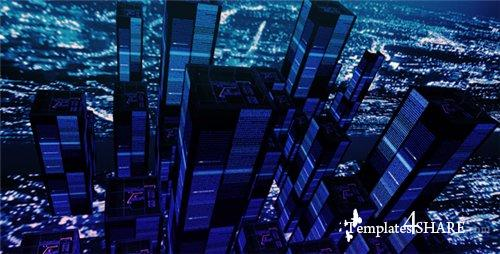 Terminal City (Matrix) - After Effects Project (Videohive)