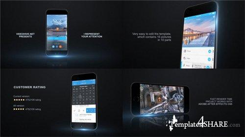 Mobile App Promo Kit - After Effects Project (Videohive)