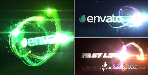 Fast Light Logo Reveal - After Effects Project (Videohive)