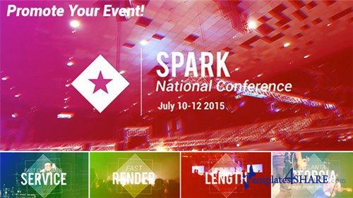 Event and Conference Promo - After Effects Project (Videohive)