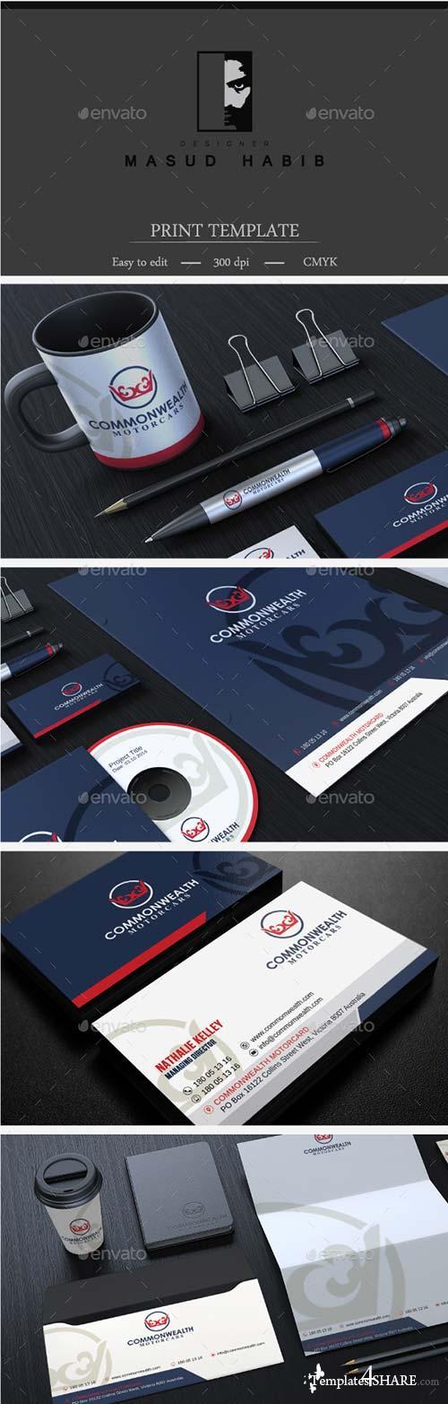 GraphicRiver Creative Corporate Identity 29